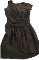 Isabel Marant Khaki Wool Dress