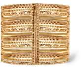 Rachel Zoe Jasmine Multi-Layer Chain Cuff