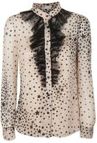 RED Valentino Star Print Shirt