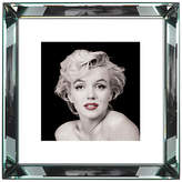 Monroe Brookpace, The Manhattan Collection - Marilyn Red Lips Framed Print, 46 x 46cm