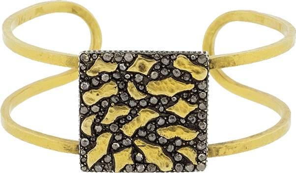 Yossi Harari Small Libra Cuff Bracelet