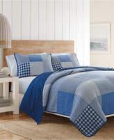 Nautica Peak Cotton Full/Queen Quilt Bedding