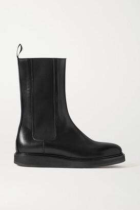 LEGRES 18 Leather Chelsea Boots
