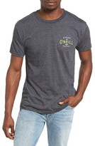 O'Neill Men's Subject Graphic T-Shirt