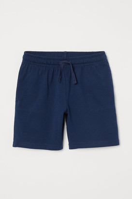 H&M Jersey Shorts - Blue