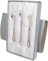 Silver Spoon & Fork Set
