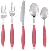 Cambridge Silversmiths Fiesta Flamingo Five-Piece Flatware Set