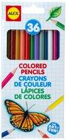 Alex Art Colored Pencils 36 Pc