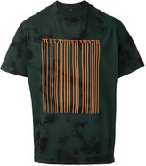Alexander Wang printed T-shirt - men - Cotton - 44