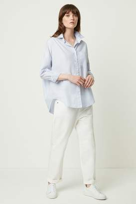 French Connenction Lilla Dotted Stripe Shirt