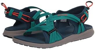 Columbia Columbiatm Sandal (Juicy/Beta) Women's Shoes