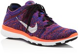 Nike Women's Free Flyknit Lace Up Sneakers