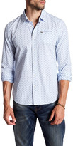 Scotch & Soda Dot Graph Check Shirt