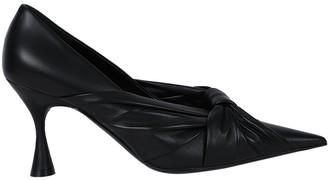 Balenciaga Black Drapy Pump