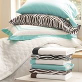 PBteen Zebra Duvet Cover + Pillowcases