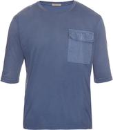 Bottega Veneta Patch-pocket cotton T-shirt