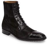 Mezlan Sabino Cap Toe Boot (Men)