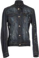Philipp Plein Denim outerwear - Item 42633990