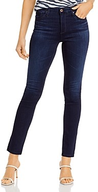 AG Jeans Prima Slim-Leg Jeans in Valley