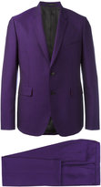 Paul Smith two piece suit - men - Viscose/Mohair/Wool - 36