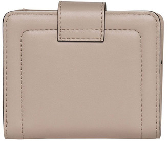 Mocha Robbi Small Wallet - Nude