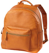 Clava Leather Campus Backpack