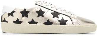Saint Laurent Court Classic star California sneakers