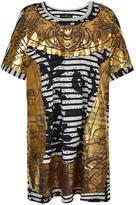 Vivienne Westwood Bandana Flower Frame T Shirt