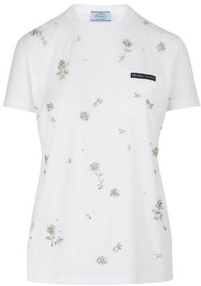 Prada Short-sleeved t-shirt