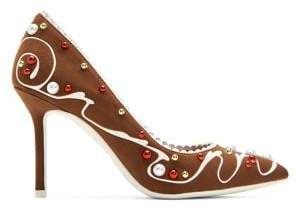 Katy Perry The Ginja Embellished Pumps