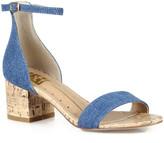 Fahrenheit Mavis Ankle Strap Sandal
