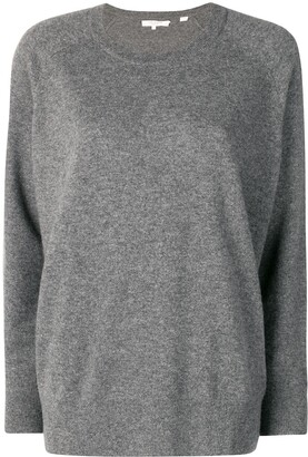 Chinti and Parker Plain Cashmere Sweater