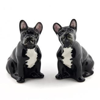 Quail Ceramics - French Bulldog Salt and Pepper Shakers