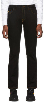 Fendi Black Forever Small Karl Jeans