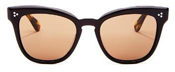 Oliver Peoples Women's Marianela Square Sunglasses, 54mm