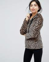 Hunkemoller Cheetah Fleece Sweater