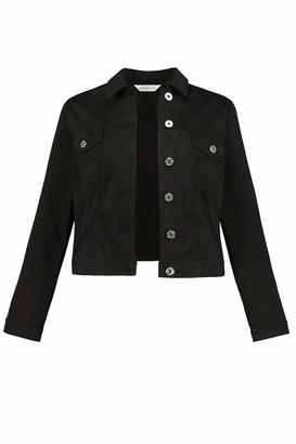 Studio Untold Women's Jeansjacke Slim Denim Jacket