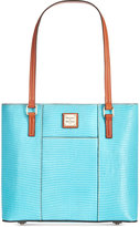 Dooney & Bourke Lizard-Embossed Small Lexington Shopper, Created for Macy's