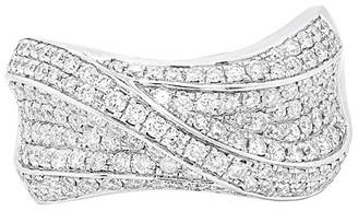 Diana M Fine Jewelry 18K 1.85 Ct. Tw. Diamond Ring