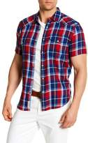 Lucky Brand Santa Fe Short Sleeve Classic Fit Shirt