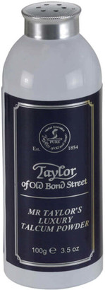Taylor of Old Bond Street Mr Taylor's Talcum Powder (100g)