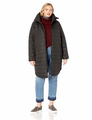 Junarose Women's Plus Size Wisto Long Sleeve Jacket