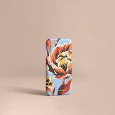 Burberry Peony Rose Print Leather iPhone 6 Case