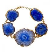 Mela Artisans Reef Runner In Blue Bracelet