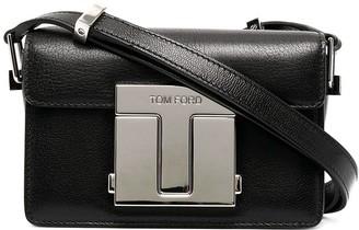 Tom Ford 001 Leather Shoulder Bag