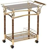 Everly Quinn Henninger Bar Cart Quinn
