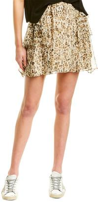 IRO Chiffon Silk Skirt