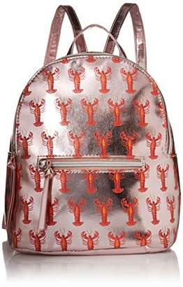 T-Shirt & Jeans Womens Lobster Backpack