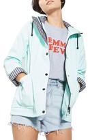Topshop Petite Women's Ivy Rain Jacket