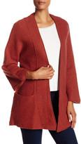 Cullen Wool Blend Swing Kimono Jacket